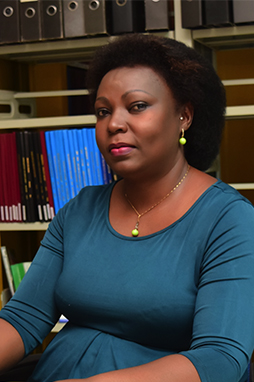 Ms Alice Okure Akiteng - Librarian
