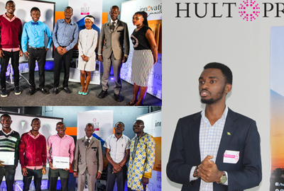 Cavendish University Uganda advances to regional finals of the 8th annual Hult Prize in response to the 2018 Challenge