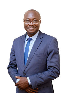 DEAN, FACULTY OF LAW AT CAVENDISH UNIVERSITY UGANDA