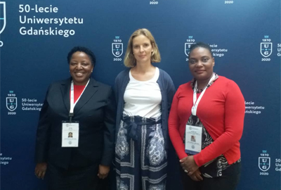 CUU Deputy Vice Chancellor attends the 2019 Global Law Deans' Forum & Annual meeting of the International Association of Law Schools in Gdańsk, Poland