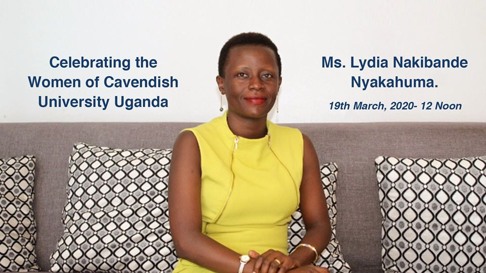 ‎Facebook Live Session with Ms. Lydia Nakibande Nyakahuma