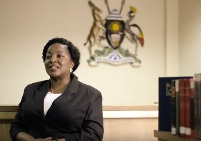 Cavendish University Uganda's Deputy Vice-Chancellor and Dean of Law Dr.Olive Sabiiti