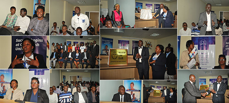 Cavendish University Uganda - News / Updates